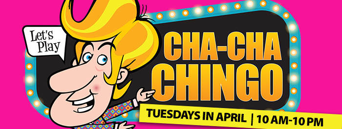 Cha Cha Chingo at Clearwater Casino